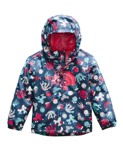 The North Face Novelty Flurry Printed Jacket, Size