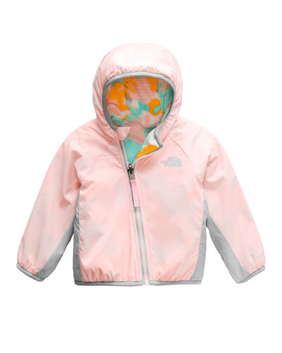 Reversible Hooded Jacket, Size 6-24 Months