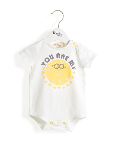 You Are My Sunshine Graphic Bodysuit, Size 0-24 Months
