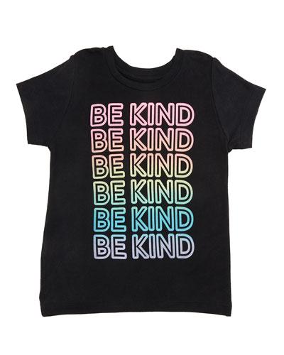 Be Kind Short-Sleeve Tee, Size S-XL