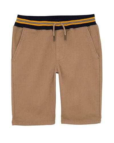 Boys' The Kace Drawstring Shorts, Size S-L