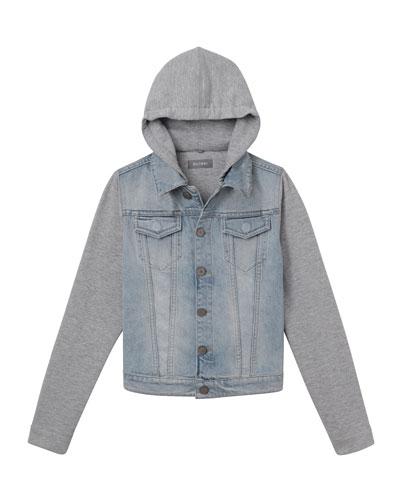 a8556ace1 Cotton Denim Jacket   bergdorfgoodman.com