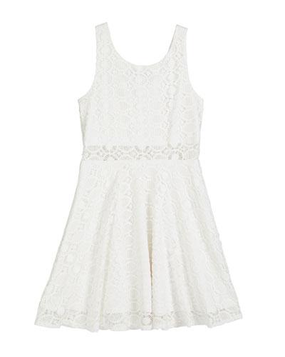 The Nancy Lace Dress, Size S-XL