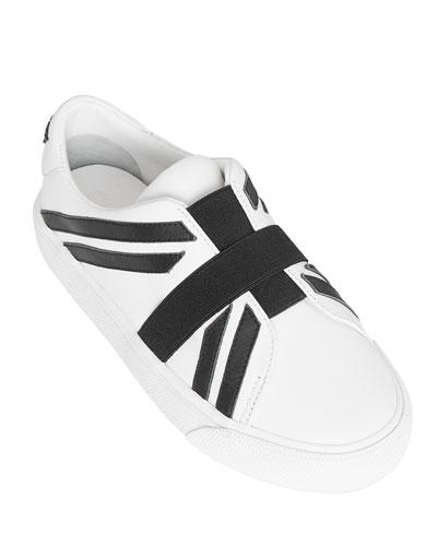 Cedbury Union Jack Leather Slip-On Sneakers, Toddler/Kids