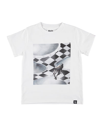 Road Skater Graphic Tee, Size 4-12