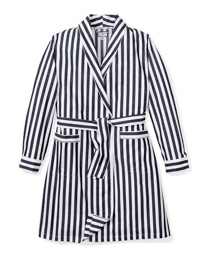 Modern Stripe Robe, Size 2-14