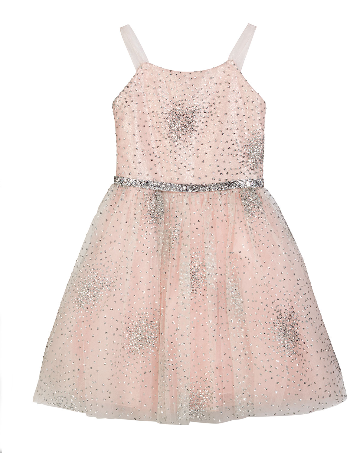 Amelia Sparkle Tulle Party Dress
