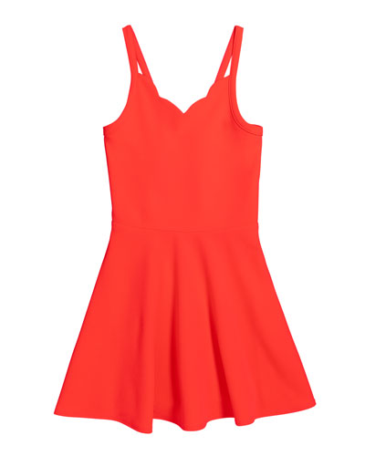 The Laynie V-Neck Sleeveless Dress, Size S-XL