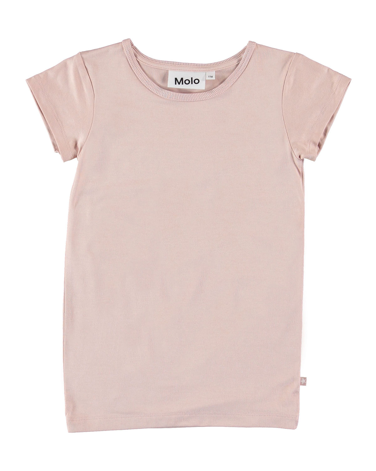 Molo RASMINE BASIC SOFT TOUCH TEE