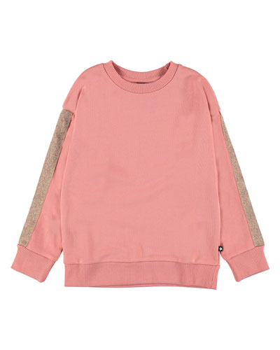 c5e3cee28 Imported Trim Sweatshirt | bergdorfgoodman.com