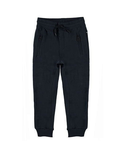 Ash Drawstring Sweatpants, Size 4-12