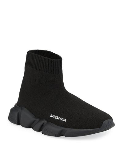 Speed Low-Top Trainer Sock Sneakers, Toddler/Kids