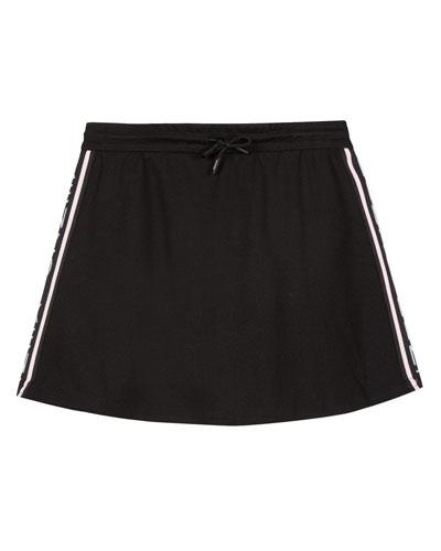 Super Kenzo A-Line Skirt, Size 8-12