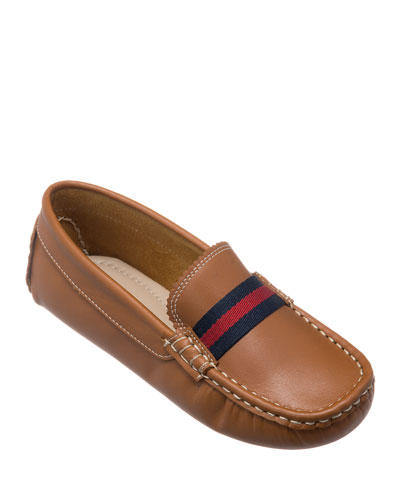Boys' Leather Club Loafer, Toddler