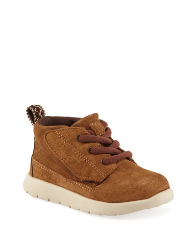 Canoe Suede Boots, Baby/Toddler