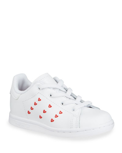 Stan Smith Heart Sneakers, Baby/Toddler