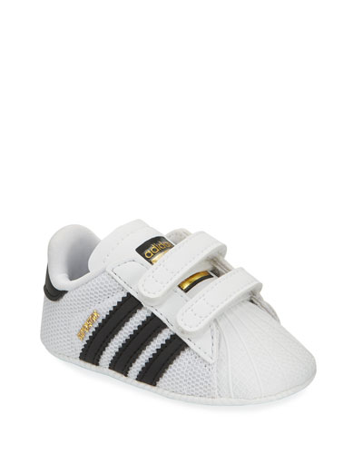 Superstar Classic Crib Sneakers, Baby