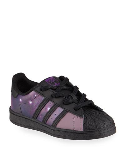 Kids' Superstar EL I Sneakers, Baby/Toddler