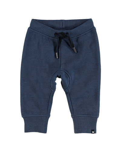 Stan Drawstring Sweatpants, Size 6-24 Months