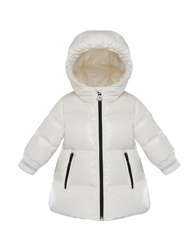Gliere Hooded Puffer Coat, Size 12M-3