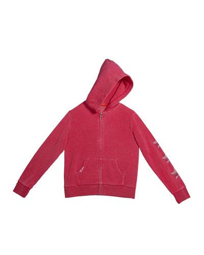 Girl's Choose Kind Zip-Up Hoodie Jacket. Size S-XL