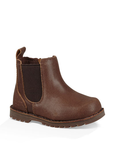 Callum Leather Chelsea Boots, Baby/Toddler