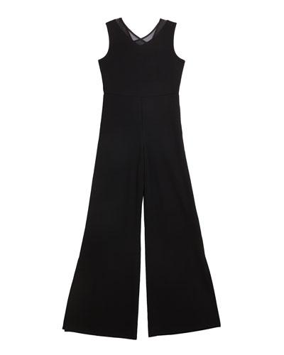 The Alexis Crepe Jumpsuit, Size S-XL