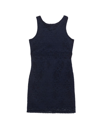 Girl's The Olivia Lace Dress, Size S-XL