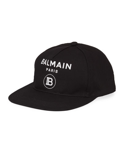 Boy's Logo Baseball Hat