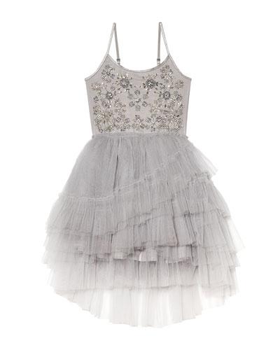 Girl's Frozen In Time Tutu Dress, Size 2T-11