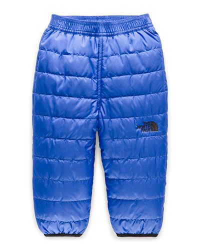 Reversible Perrito Quilted Pants, Size 3-24 Months