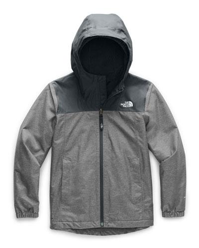 Boy's Warm Storm Two-Tone Jacket, Size XXS-XL