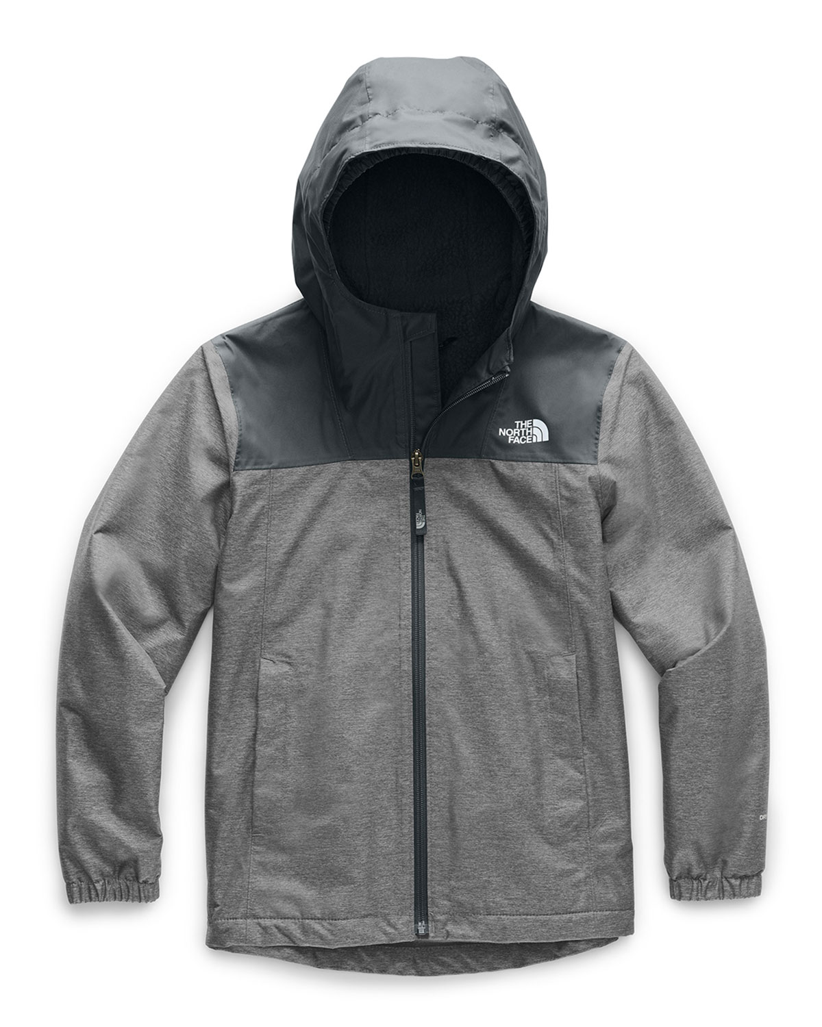 The North Face BOY'S WARM STORM TWO-TONE JACKET