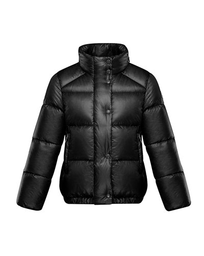 Hortensia Nylon Ribstop Jacket Sizes 8-14