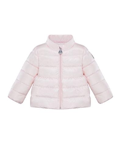 Joelle Short Parka Jacket, Sizes 9 months-3