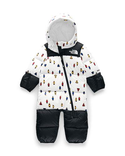Infant Nuptse One Piece, Size 6-24 Months