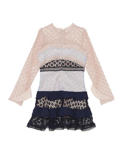 Arabella Lace Dress, Size 7-16