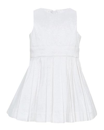 Girl's Clara Shimmer Dress, Size 7-16