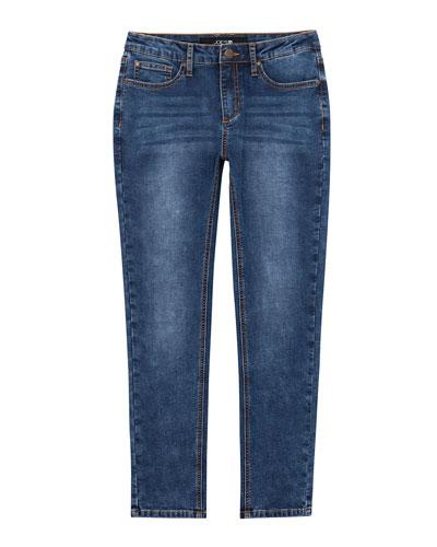 Boy's Legend Skinny Denim Jeans, Size 4-7