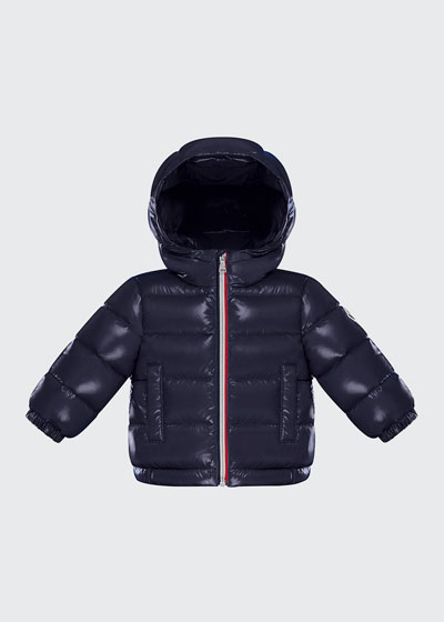 Aubert Quilted Puffer Jacket, Size 12M-3