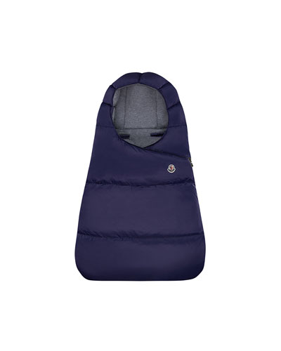 Quilted Snowsuit Bunting Bag, Size 3-9 Months
