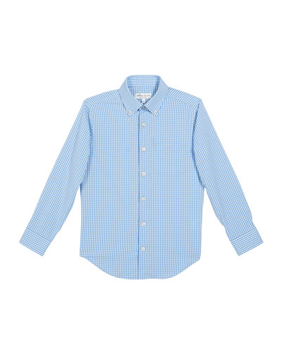 Boy's Reed Performance Sport Shirt, Size XXS-XL