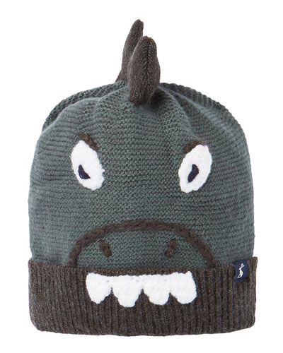 Kids' Chummy Dino Character Hat