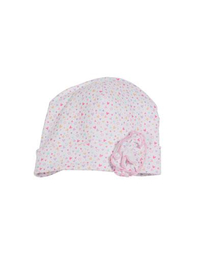 Dachshund Dears Printed Baby Hat