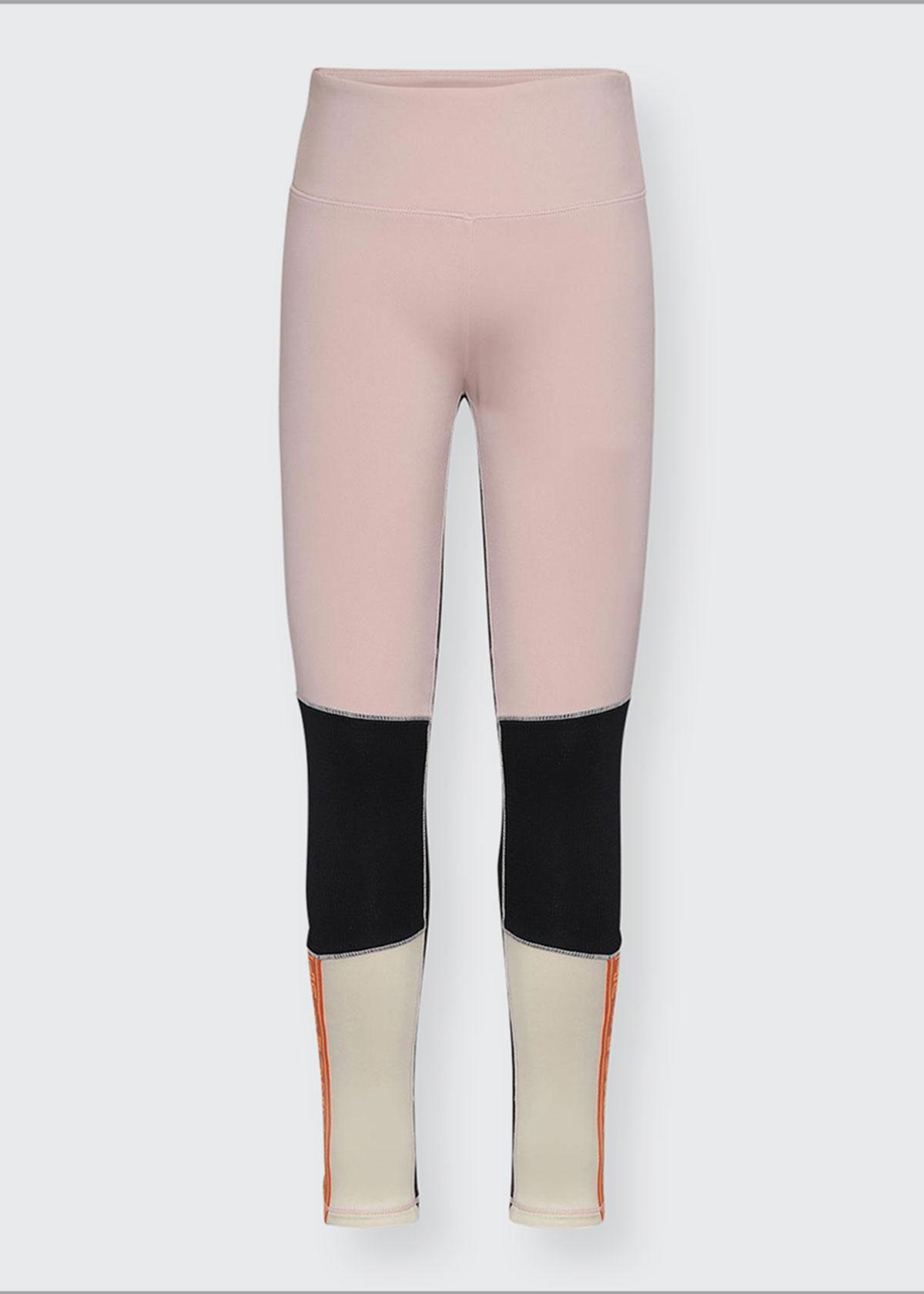 Molo GIRL'S OLYMPIA LOGO HEIQ LEGGINGS