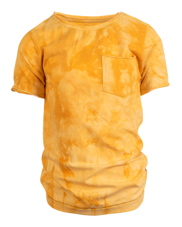 Appaman Cottons BOY'S TIE-DYE STRETCH COTTON T-SHIRT