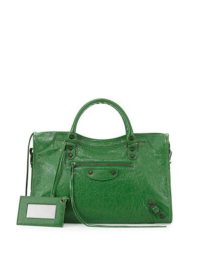 Classic Arena City Bag, Green