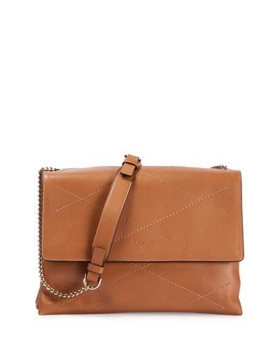 Sugar Medium Quilted Shoulder Bag