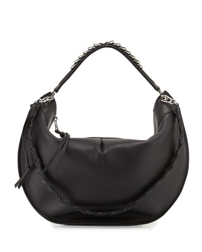 Fortune Leather Hobo Bag