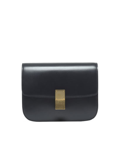 Classic Medium Box Clutch Bag